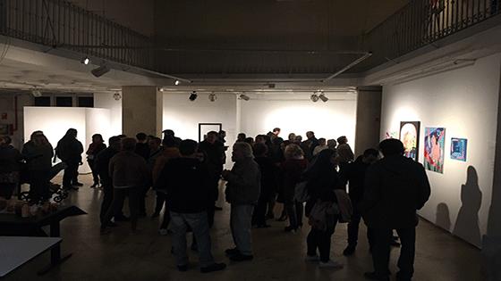 Ganadores XXI Concurso de Arte Joven «Propuestas» exponen hasta el 27 de Febrero en Centro 14