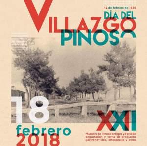 Cartel Día del Villazgo Pinoso 2018