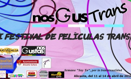 """""""NosgusTrans"""" Festival de Películas Trans de Alicante proyecta cortos de Sección Panorama en el MACA"""