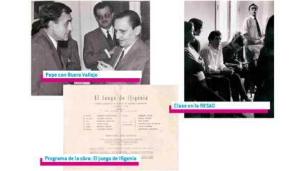 José Estruch Vida y teatro