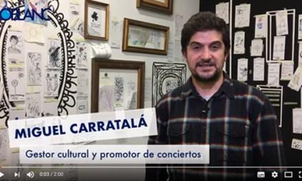 Miguel Carratalá, Un Fulgor de Moda Antónima