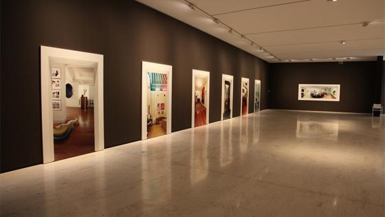 """""""Habitar el arte"""" de Montserrat Soto expuesta hasta el 2 de abril en el MACA"""
