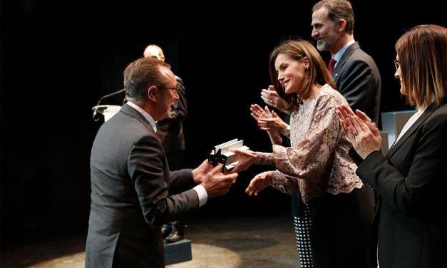 Actiu recibe Premio Nacional de Innovación y de Diseño 2017