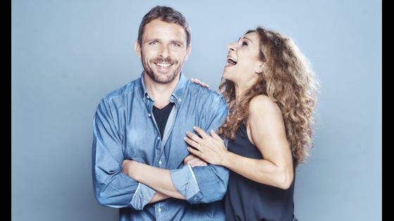 Lolita Flores y Luis Mottola protagonizan la comedia «Prefiero que seamos amigos» en el Auditorio de Torrevieja
