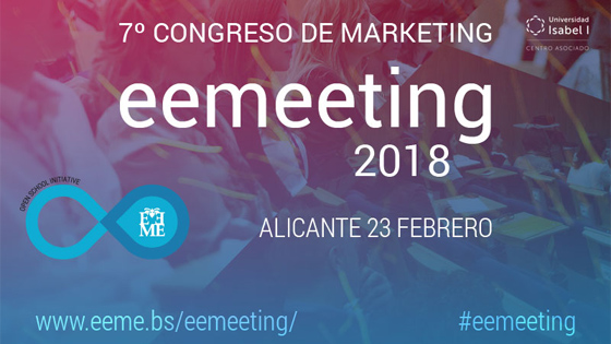 7º Congreso de Marketing eemeeting organizado por EEME Business School