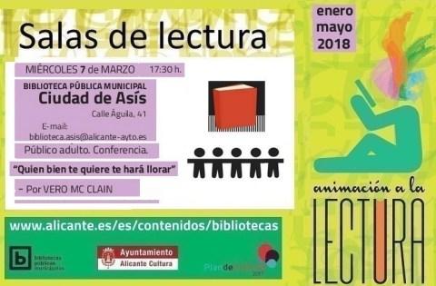 Cartel Biblioteca Pública Municipal Ciudad de Asís