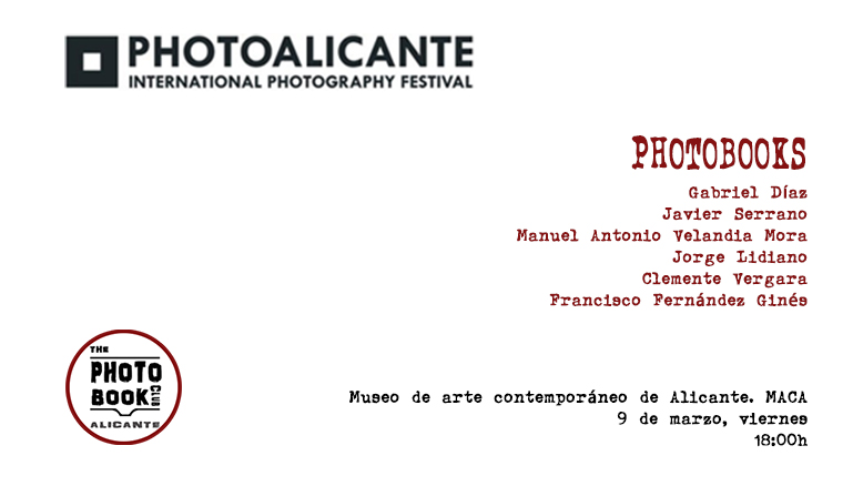 Photobooks de PHOTOALICANTE en el MACA