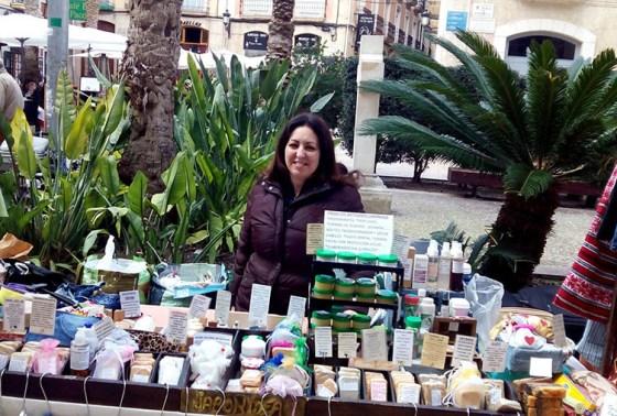 Eva Refete Sánchez. Foto: Geraldine Gabasa