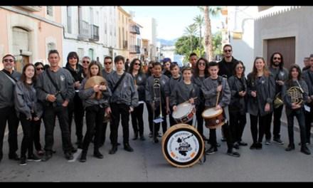 """La música más tradicional del X Festival """"Vila de Teulada"""" de Dolçaina i Percussió se escuchará en el Auditori Teulada Moraira"""