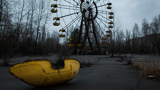 Photoalicante presenta en el MUA la exposición «Monólogo sobre Chernobyl» de Raúl Moreno