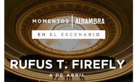 Rufus T. Firefly estará en el escenario del Teatro Principal de Alicante compartiendo Momentos Alhambra