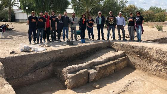 Proyecto Domus de UA revela la historia más olvidada de la ciudad de Ilici-La Alcudia