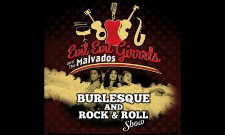 Burlesque and Rock and Roll Show 30 de marzo en el Aula de Cultura de Alicante