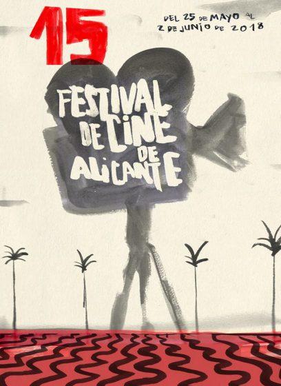 Cartel Festival de Cine de Alicante 2018