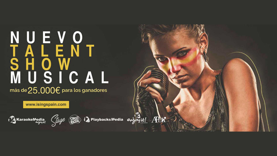 «Vive la Voz» inicia galas de selección para representantes de la provincia en «I-Sing Spain»