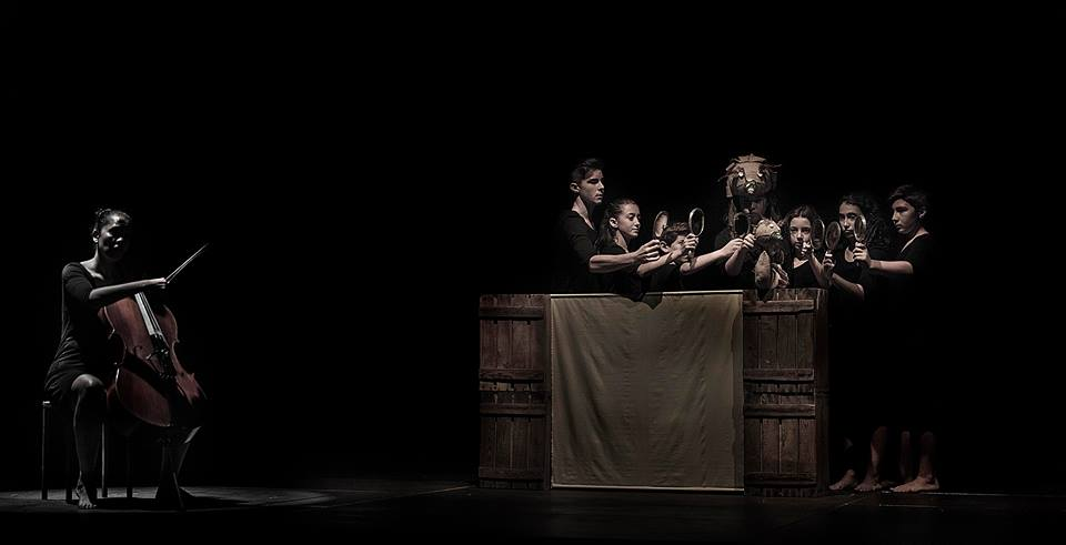 Compañía fàbrica de paraules Auditorio Sant Joan d'Alacant