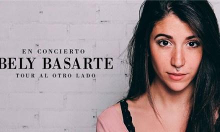 """Bely Basarte presenta su álbum """"Desde mi otro cuarto"""" en Sala The One de Alicante"""