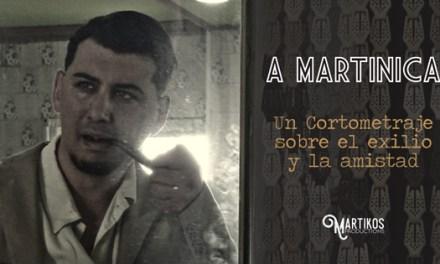 """""""A Martinica"""", el cortometraje sobre la historia y el exilio producido en Novelda que busca financiación"""