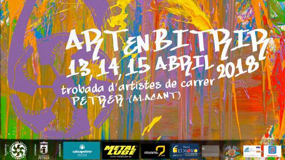 ARTenBITRIR 2018: el encuentro de artistas de calle en el casco histórico de Petrer