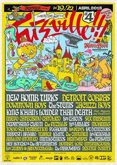 Cartel Festival Fuzzville