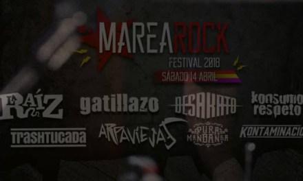Menos de 1.500 entradas disponibles para Festival Marearock el próximo 14 de abril en la UA
