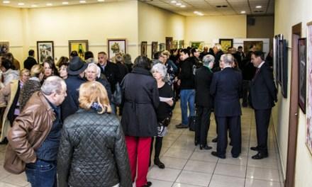 """Asociación de Artistas Alicantinos inaugura exposición """"Salón de Primavera 2018″"""