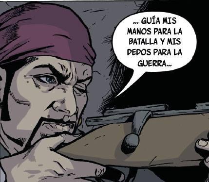 """Imágene del Comic """"1937: Toma de Malaga"""""""