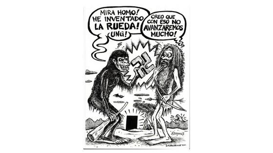Ladrón Viñeta #8 LOBLANC