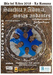 Yorick Teatre se presenta en la Casa de la Cultura de La Romana