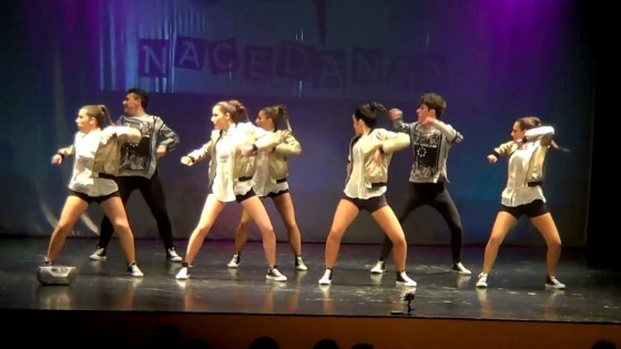 Certamen Nacional de Danza Orbe