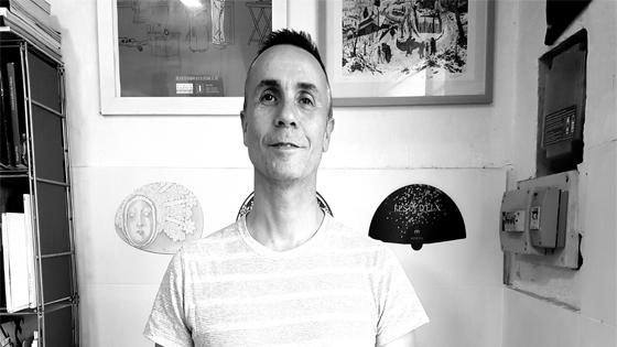 #006 Antonio Mas, 100 Extraños-as de la Cultura en Alicante