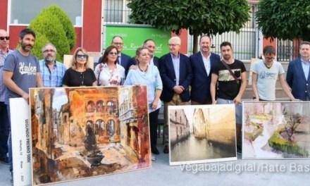 Nueva edición del Concurso de Pintura Rápida Caja Rural Central en el Casco Histórico de Orihuela