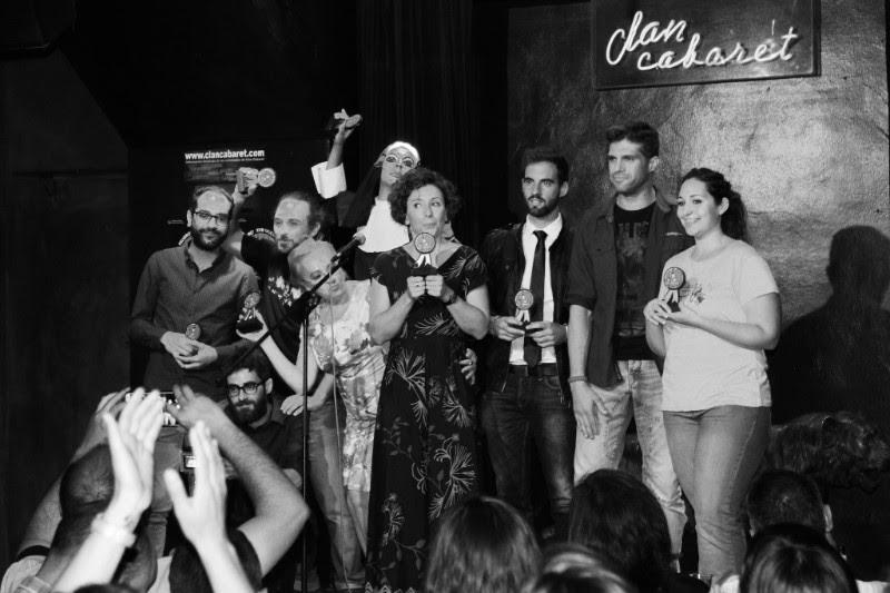 Concurso de Monólogos en Sala Clan Cabaret