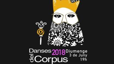 Cartel Danses del Corpus