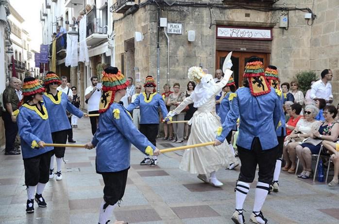 Danses Corpus Xàbia
