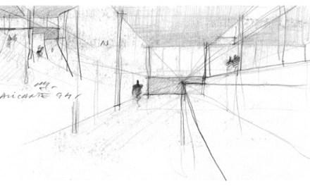 El MUA acoge la exposición «El bisturí en la línea» del arquitecto Alberto Campo Baeza