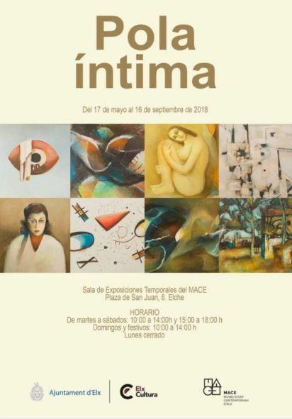 Exposición Pola Íntima del MACE
