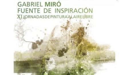 """""""Gabriel Miró, fuente de inspiración"""" son las nuevas Jornadas de Pintura al aire libre en Alicante"""