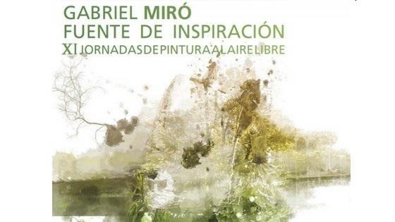 """""""Gabriel Miró, fuente de inspiración"""" són les noves Jornades de Pintura a l'aire lliure d'Alacant"""