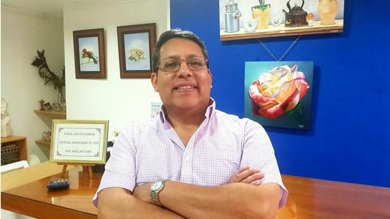 """Galo Cabezas: """"Dins de l'horrorós destaque retalls del sentiment"""""""
