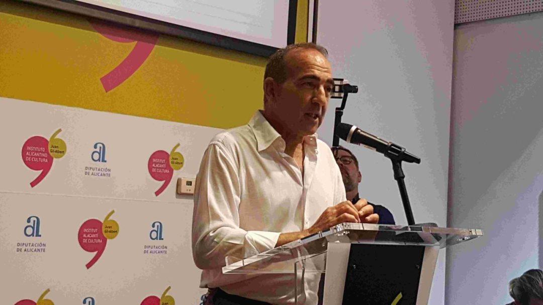 Rafael Pérez. Arquitecto Diputación Alicante. Foto: Juanjo Cervetto
