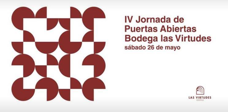 IV Jornada de Puertas Abiertas Bodega Las Virtudes en Villena