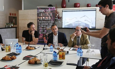 """""""Orquesta ADDA Simfónica"""" se estrena en la programación 18/19 del Auditorio de la Diputación de Alicante"""