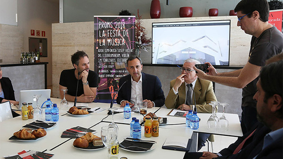 «Orquesta ADDA Simfónica» se estrena en la programación 18/19 del Auditorio de la Diputación de Alicante