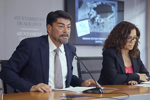 RDP actos memoria histórica Alcalde y Concejala