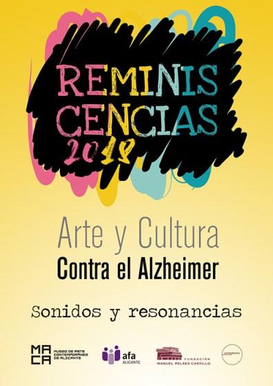 Reminiscencias. Arte y Cultura contra el Alzheimer 2018