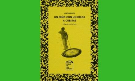 """José Luis Rico presenta y recita sus nuevos poemas de """"Un niño con un reloj a cuestas"""""""
