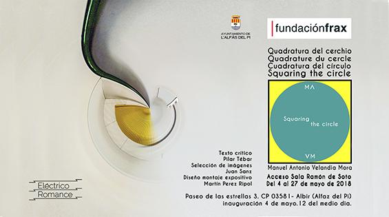 """Cartel """"Cuadratura del Círculo"""""""