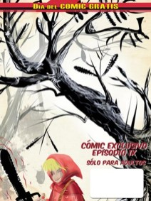 Cómic Exclusivo Episodio IX Solo para Adultos