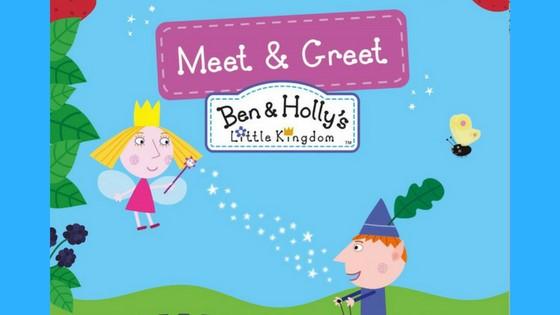 Las hadas y los duendes llegan a l'Aljub de Elche con 'El pequeño reino de Ben & Holly'
